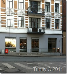 Alex Sushi, Cort Adelers gate 2, Oslo