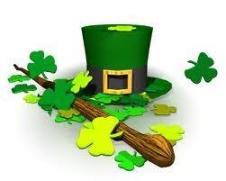 d216bd6b Det er mange symboler for St. Patricks dag, men det mest kjente er  lykke-kløveren, den varierer fra å være både tre- og firekløver.