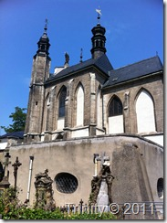 The Ossuary in Sedlec