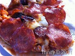 pizza uten hvete