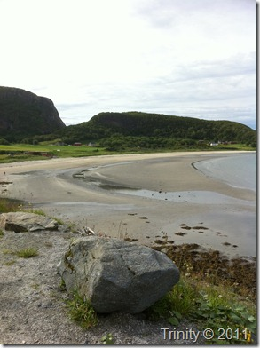 Stokkøya sandstrand