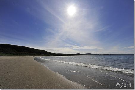 Stokkøya strand