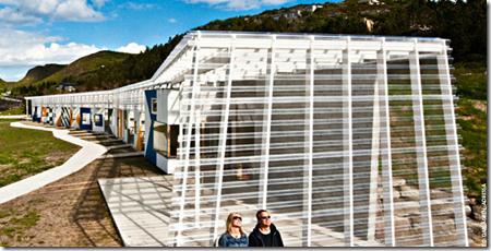 sublugarer stokkøya sjøsenter