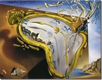 Salvador Dali klokke