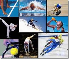 Ubegrenset storhet uttrykt gjennom idrett