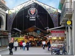 Ferskvare markedet i Barcelona, Mercat Sant Josep