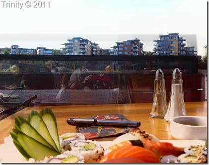 Sushi - en følelse av rikdom og nytelse