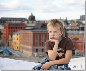 Dype tanker og filosofering hos barn er ikke uvanlig