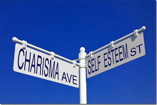 Karisma gaten og Selvtillits stien