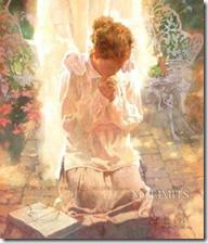 Kjære Gud du som er i Himmelen - vær så snill og hør min bønn og hjelp meg så den blir virkelighet. AMEN