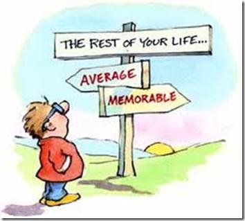 Hvordan ser resten av ditt liv ut?