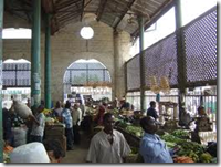 Jeg husker best mangfoldet av eksotiske frukter og mat, luktene og at det stort sett var bare menn i Mombasas Market