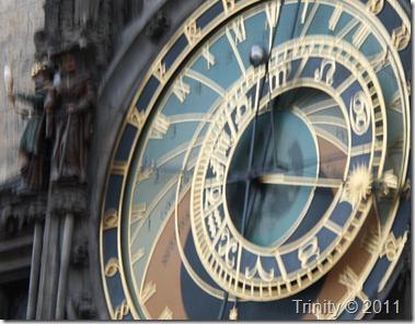 Tiden kan romme så mangt - tiden står aldri stille