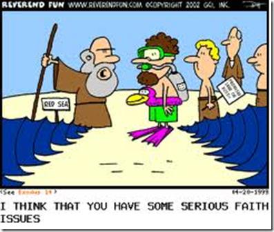 Tro du allerede har og du skal motta - Det nytter ikke med tvil her altså! Mark. 11:24