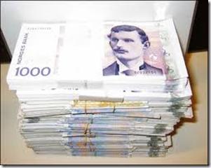 En Million Kroner