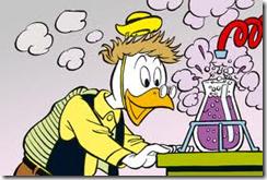 Eureka - Universets Bevissthet har slått ned i Donald & co også
