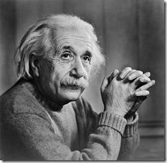 Albert Einstein - en stor mann - opptatt av det enkle og kvalitet