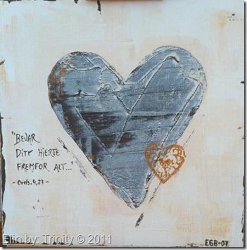 Bevar ditt hjerte fremfor alt - Bevar kjærligheten i deg selv for alltid