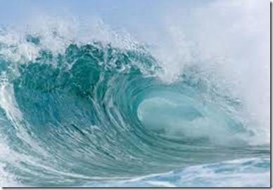 La Universet føre bølgene til deg - tro på at det skal skje, kjenn på følelsen og så skjer det