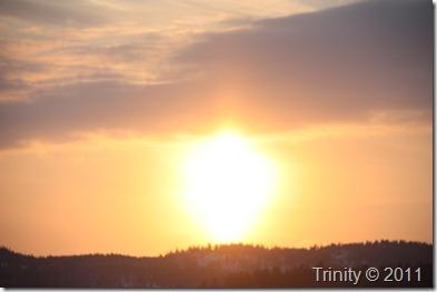 Når solen står opp sender vi ut på en frekvens - hvilken er din?