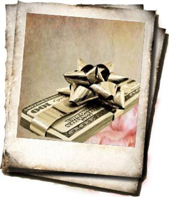 Gi penger og loven om tiltrekning må gi deg mer penger å gi