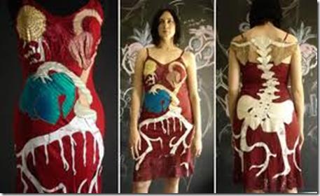 Reflekter innsiden på utsiden - enklest gjort med denne anatomikjolen