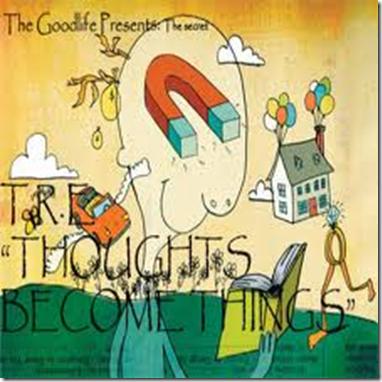 Dine tanker blir til ting - så tenk gode tanker
