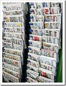 media påvirkes av hva vi leser - det er ikke medias feil at de skriver om det de skriver