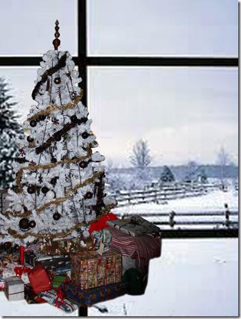 som julestria på kjærringa - eller som julekvelden på kjærringa