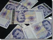 ubegrenset penger