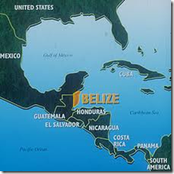 Belize i Mellom-Amerika