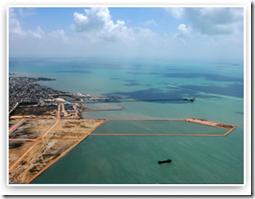 Belize - utbygd og utvunnet