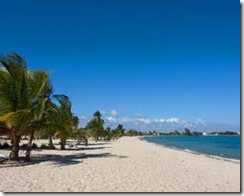 Belize - en turistmagnet og en vakker idyllisk strand