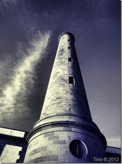 Finn ditt eget fyrtårn som kan hjelpe deg å skifte retning på tankene dine. This lighthouse er fra Faro i Maspalomas på Gran Canaria i Spania