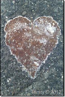 Ulike symboler gir følelsen av lykke - kjærlighet og hjerter er ofte symbolisert som lykke