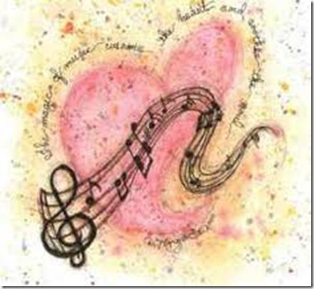 La hjertet tune deg inn på frekvensen for kjærlighet