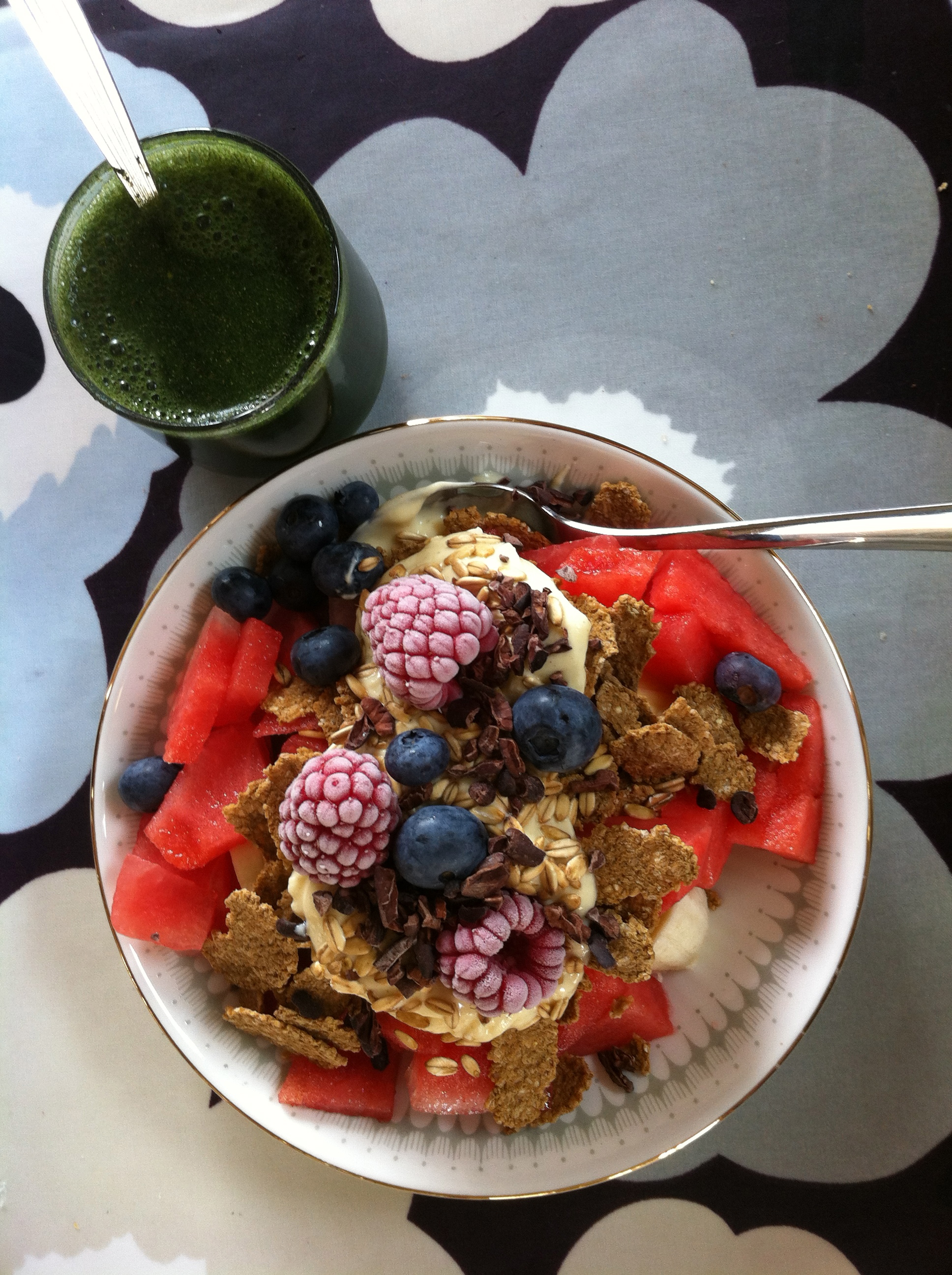 Sommerens favoritt antioxidant frokost